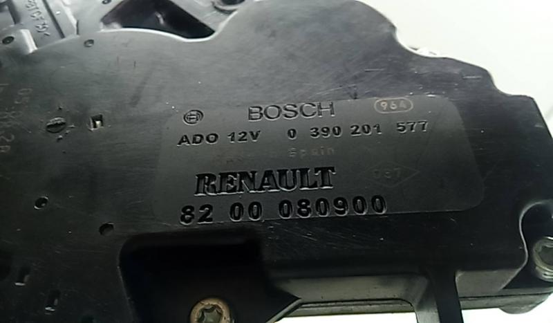 Motor limpa vidros tras (20213251).