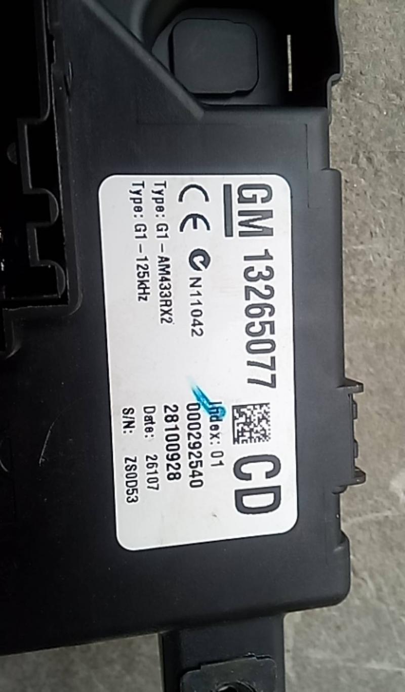 BSM caixa fusiveis (20213946).