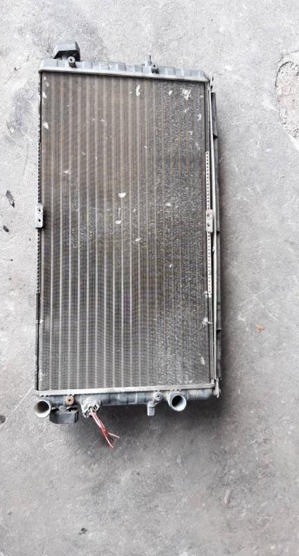Radiador agua (20217171).