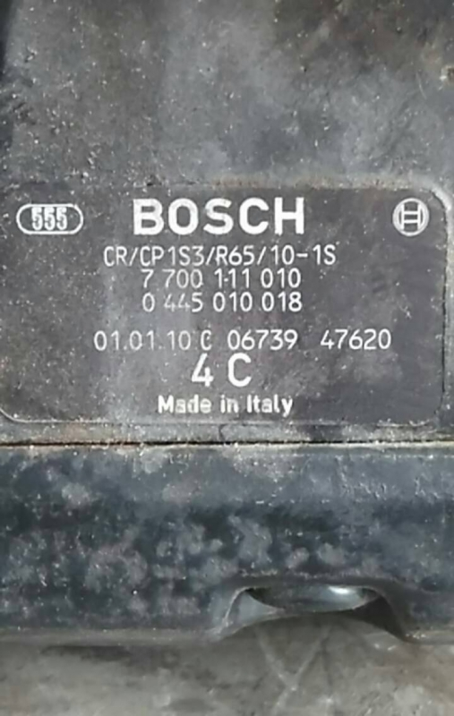 Bomba Injectora (20218480).