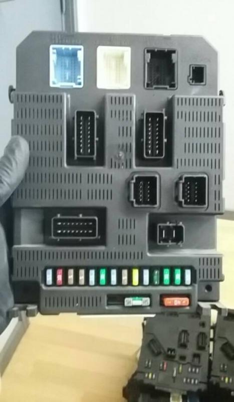 BSI - caixa de Fusiveis (20221422).