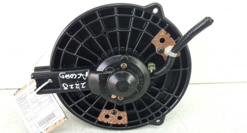 Motor chauffage (20224465).