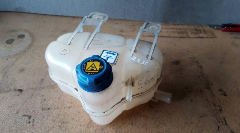 Deposito agua radiador (20224738).