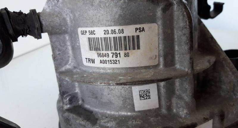 Bomba direção assistida electrica (20225707).