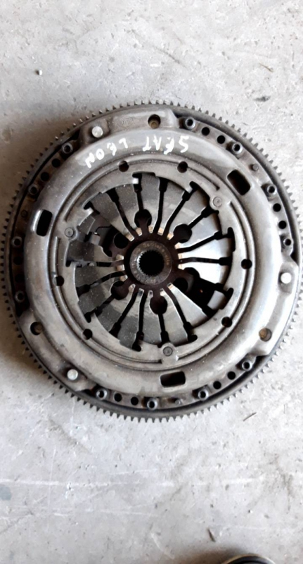 Volante Motor Bi massa (20230763).