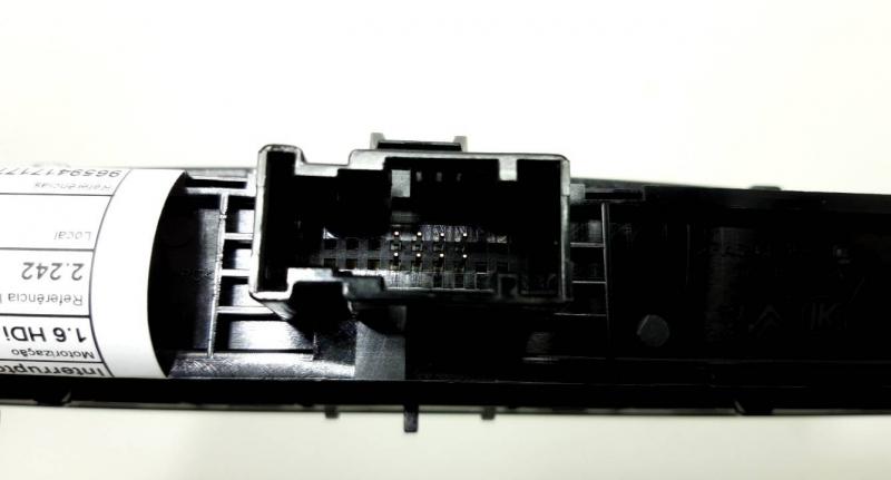 Interruptor 4 piscas (20234241).