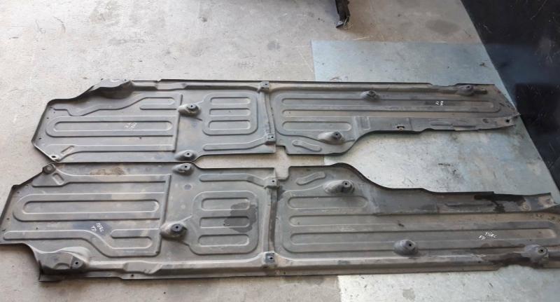 Protecção inferior motor (20242832).