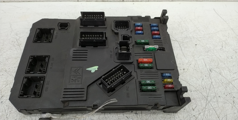 BSI - caixa de Fusiveis