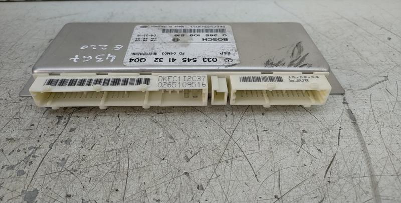 Modulo electronico (20246716).