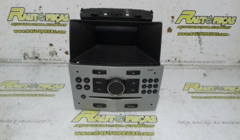Rádio OPEL ASTRA H (A04)   04 - 14 (20201783).