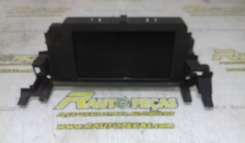 Display Tablier Central RENAULT LAGUNA III Sport Tourer (KT0/1) | 07 - 15 (20207007).