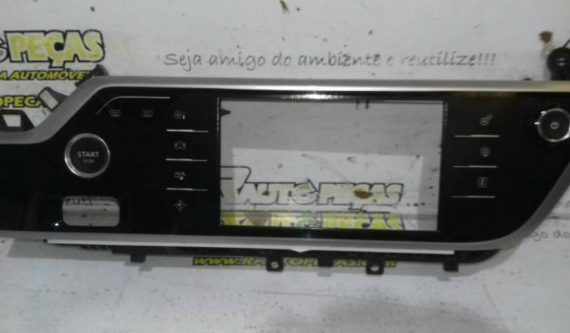 Interruptor AC Climatizaçao / Sofagem CITROËN C4 Picasso II | 13 - (20207662).