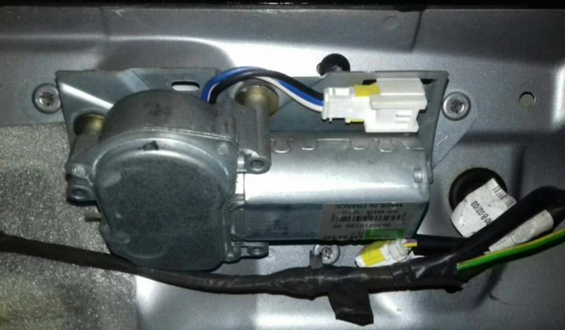 Motor Limpa Vidro Tras CITROËN XSARA Break (N2) | 97 - 10 (20207705).