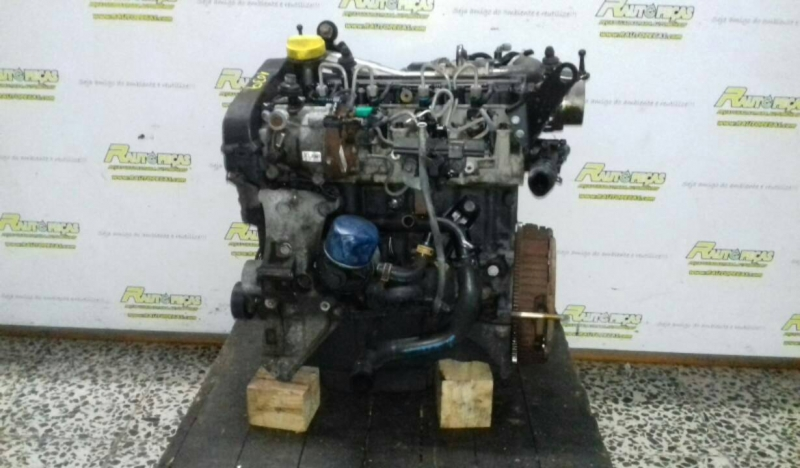 Motor com Injecção Completa RENAULT CLIO II Caixa (SB0/1/2_) | 98 - (20207858).