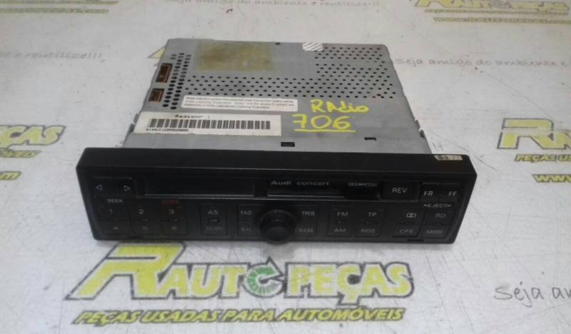 Rádio AUDI A4 (8D2, B5) | 94 - 01 (20207862).