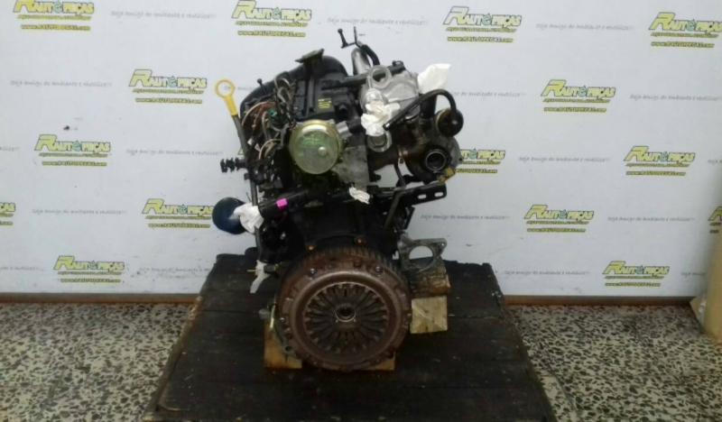 Motor com Injecção Completa RENAULT MEGANE II Caixa/Combi (KM_) | 03 - 09 (20207879).