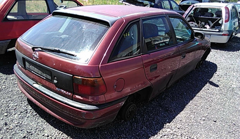OPEL ASTRA F Hatchback (T92)   91 - 98 (2188784).