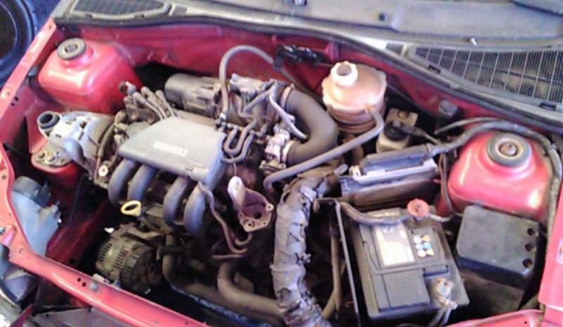 RENAULT CLIO I (B/C57_, 5/357_) | 90 - 98 (2193355).