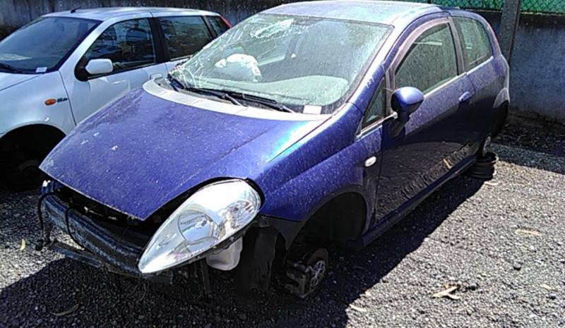 FIAT GRANDE PUNTO (199_) | 05 - (2205333).