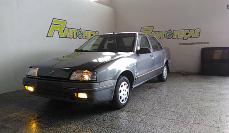 RENAULT 19 I Chamade (L53_) | 88 - 92