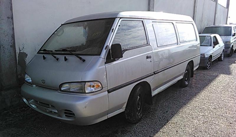 HYUNDAI H100 Caixa | 93 - 07