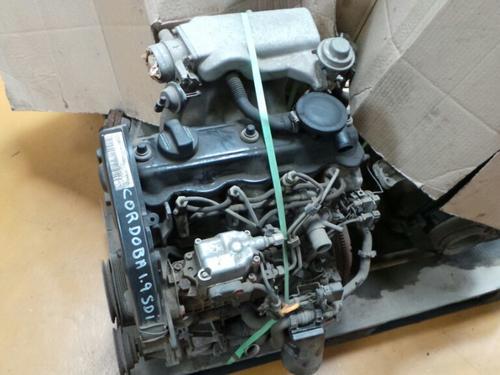 Motor SEAT CORDOBA (6K1, 6K2) | 93 - 02