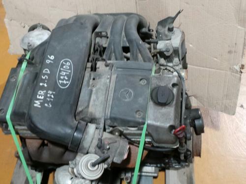 Motor MERCEDES-BENZ E-CLASS (W124) | 93 - 96