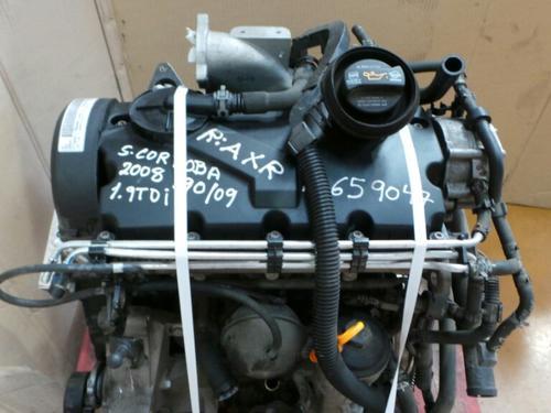 Motor SEAT CORDOBA (6L2)   02 - 09