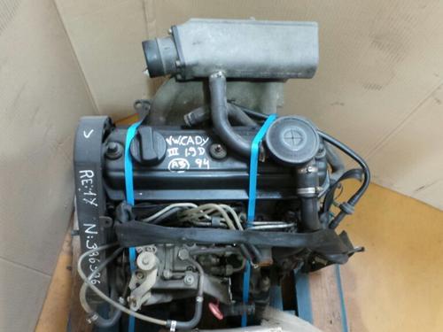 Motor VOLKSWAGEN CADDY II Caixa (9K9A)   95 - 04