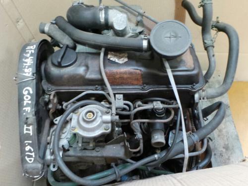 Motor VOLKSWAGEN GOLF II (19E, 1G1)   83 - 92