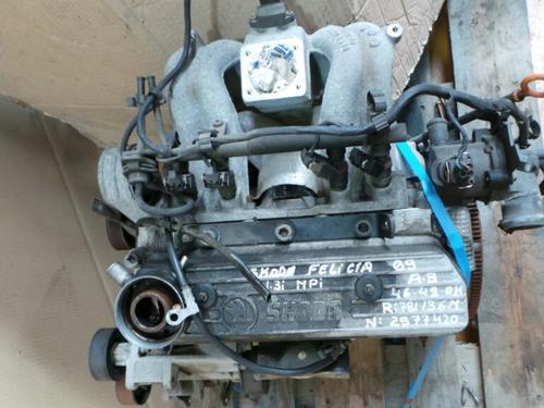 Motor SKODA FELICIA I Pick-up (6UF, 6U7)   95 - 02