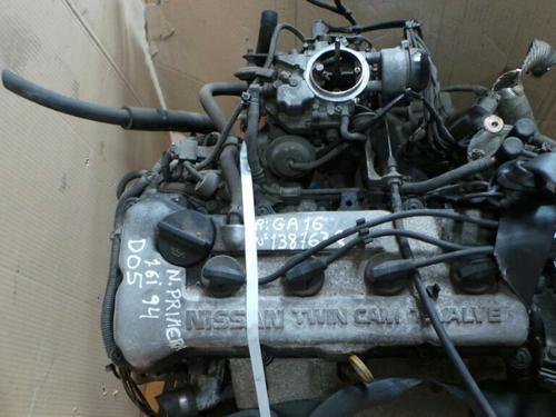 Motor NISSAN PRIMERA (P10)   90 - 96