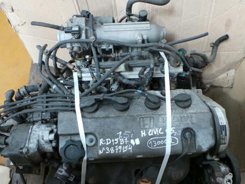 Motor HONDA CIVIC V três volumes (EG, EH)   91 - 96