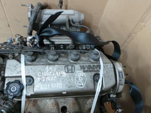 Motor HONDA CIVIC VI Fastback (MA, MB)   94 - 01