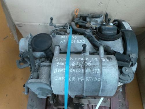 Motor SKODA FABIA I (6Y2) | 99 - 08
