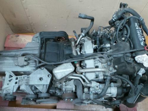 Motor MERCEDES-BENZ A-CLASS (W169) | 04 - 12