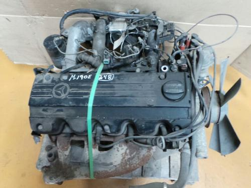Motor MERCEDES-BENZ 190 (W201) | 82 - 93