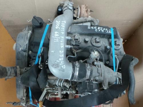 Motor TOYOTA HILUX VII Pick-up (_N1_, _N2_, _N3_) | 04 -