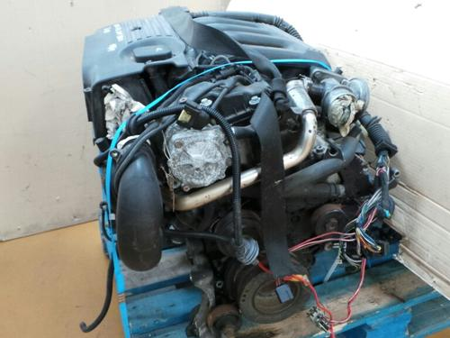 Motor BMW 3 (E46)   97 - 05