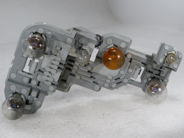 Suporte das Lampadas Tras Esquerdo MERCEDES-BENZ C-CLASS T-Model (S204) | 07 - 14