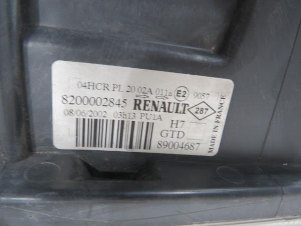 Ótica Esq RENAULT LAGUNA II (BG0/1_) | 01 - 07