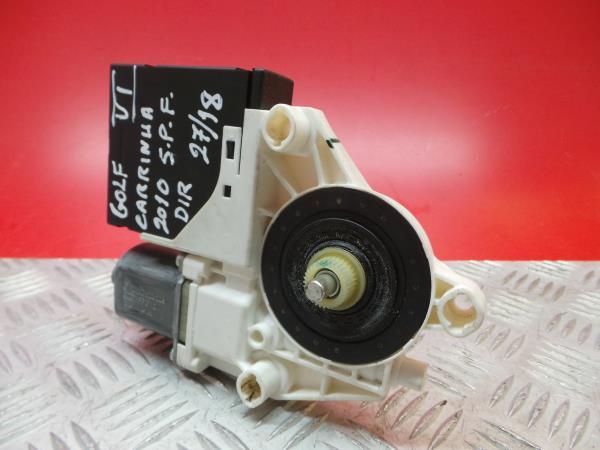 Motor Elevador Frente Direito VOLKSWAGEN GOLF VI Variant (AJ5)   09 - 14