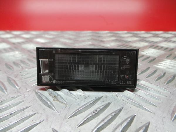 Luz da Matricula RENAULT MEGANE IV Hatchback (B9A/M/N_) | 15 -