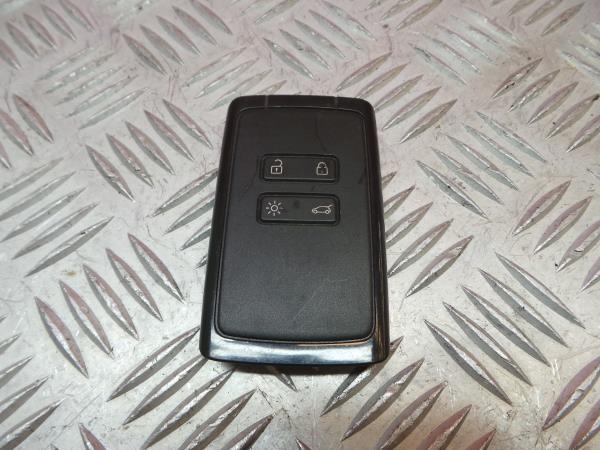 Chave RENAULT MEGANE IV Hatchback (B9A/M/N_) | 15 -