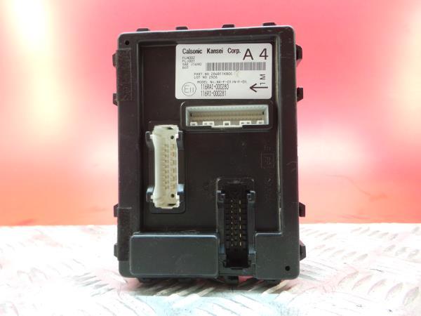 Modulo Confort NISSAN JUKE (F15)   10 -