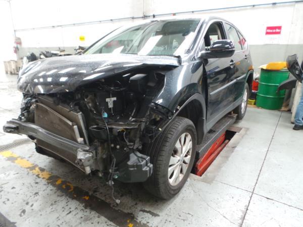 Salvados / Carros Acidentados com Documentos HONDA CR-V IV (RM_) | 12 -