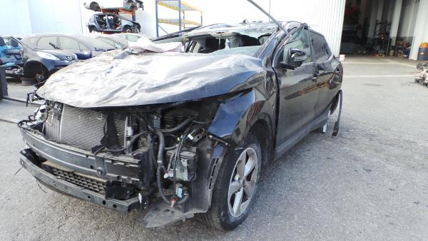 Salvados / Carros Acidentados com Documentos NISSAN QASHQAI II (J11, J11_) | 13 -