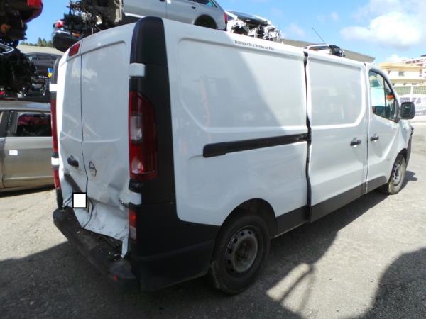 Salvados / Carros Acidentados com Documentos OPEL VIVARO B Caixa (X82)   14 -