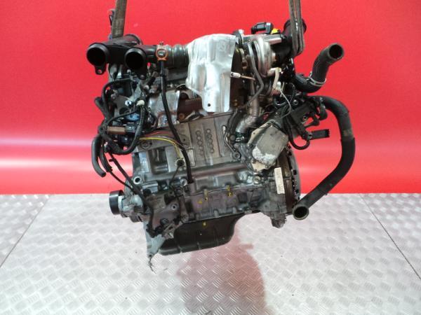 Motor CITROEN C4 II (B7) | 09 -