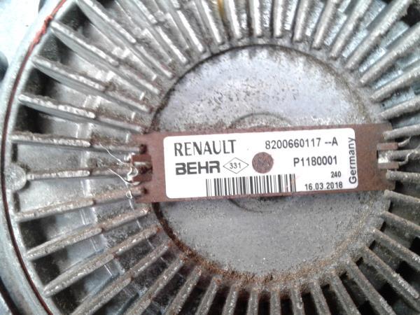 Viscoso do Termoventilador RENAULT MASTER III Caixa (FV) | 10 -